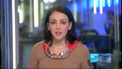 2012 03 15 @06H00 - MERIEM ALMELAL-LALMAS, FRANCE 24, LE JOURNAL