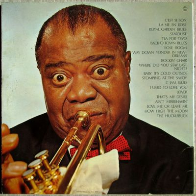 The great concert of Louis Armstrong - Toronto 1956