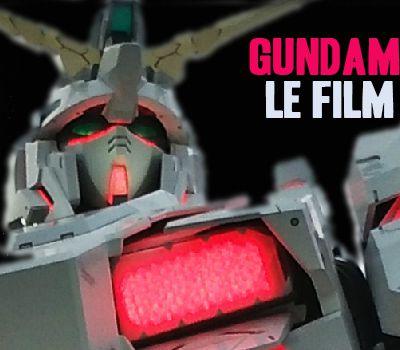 Gundam : un film live confirmé