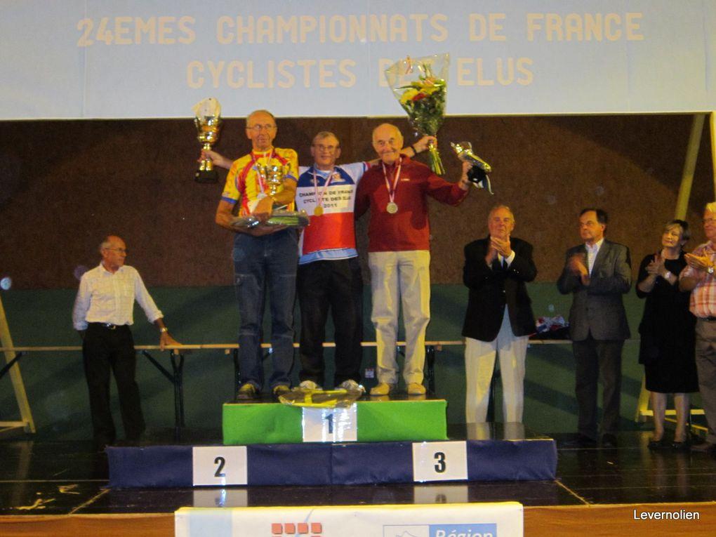 Championnat de France des élus 2011