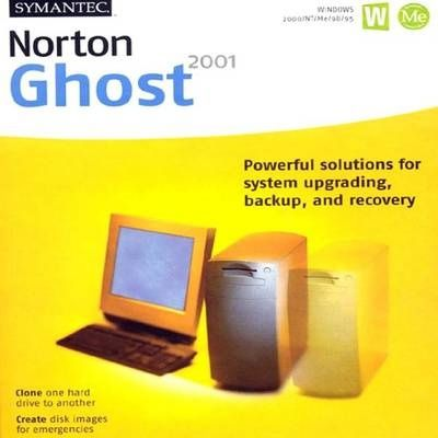 Création disquette Ghost bootable