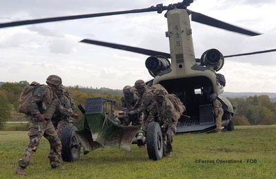 """Exercice Royal Black Hawk : une 8e édition """"durcie"""" malgré le Covid-19"""
