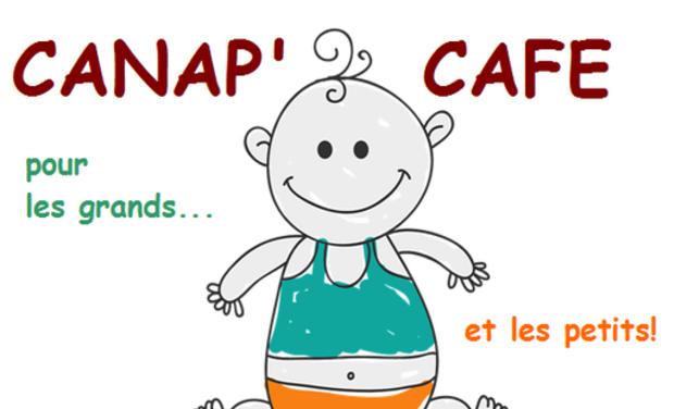 """""""Canap'Café"""" pour petits et grands"""