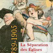1789-1905, la Séparation des Églises et de l'État : exposition itinérante à imprimer - c a r i c a d o c