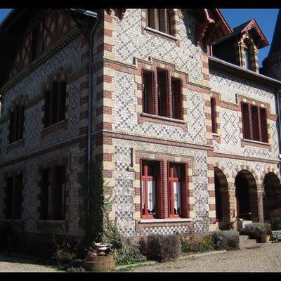 La villa Bligny Manoir et Spa à Etretat