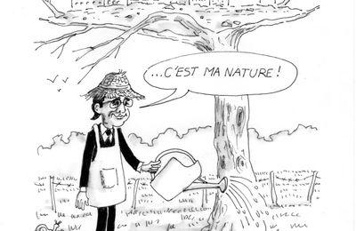 Une posture par culture de la nature !