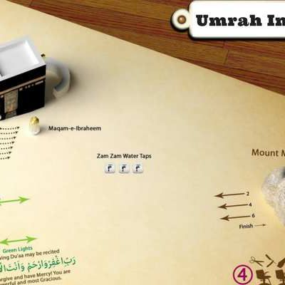 Preparation for Umrah journey, what is essential to keep?