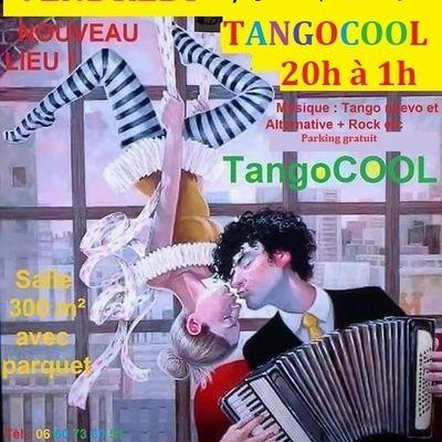 tangocool vendredi 14 juin 2019 26300 Jaillans