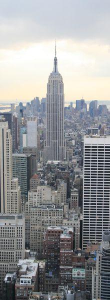 New York city : où comment découvrir la ville au 50ème étage d'un building!