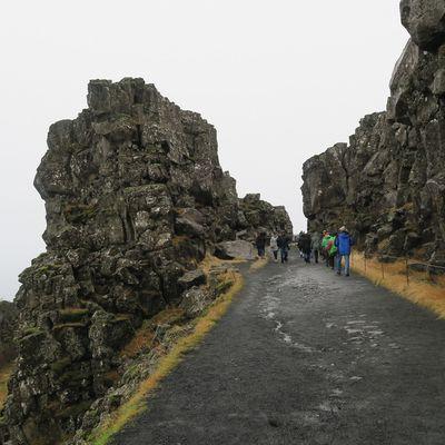 Islande, jours 2 et 3.