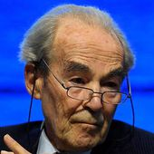 Robert Badinter s'insurge contre les violences lors des manifestations