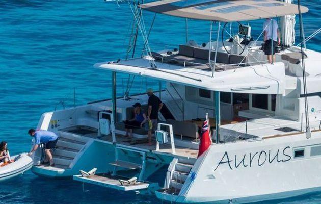 12 ans de partenariat entre les catamarans Lagoon et les semi-rigides Highfield