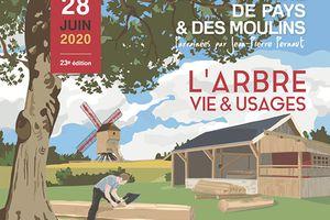 Journées du Patrimoine de Pays et des Moulins 2020