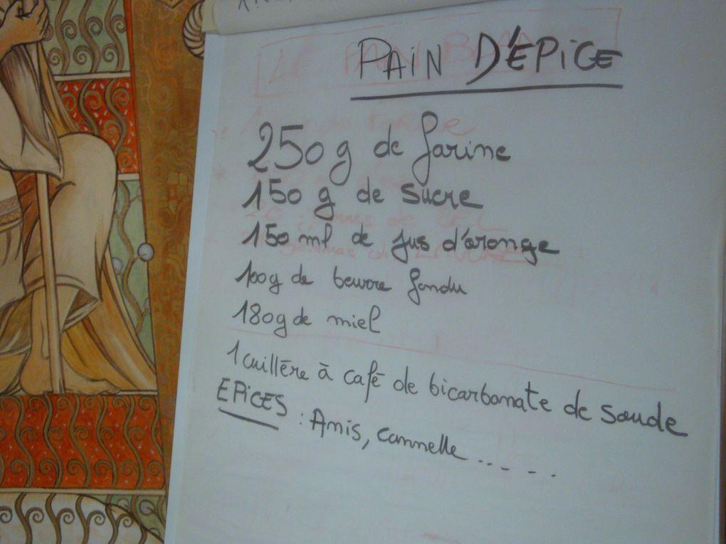 Album - 066. Pain d'épices au Bon Pasteur - 25.01.11