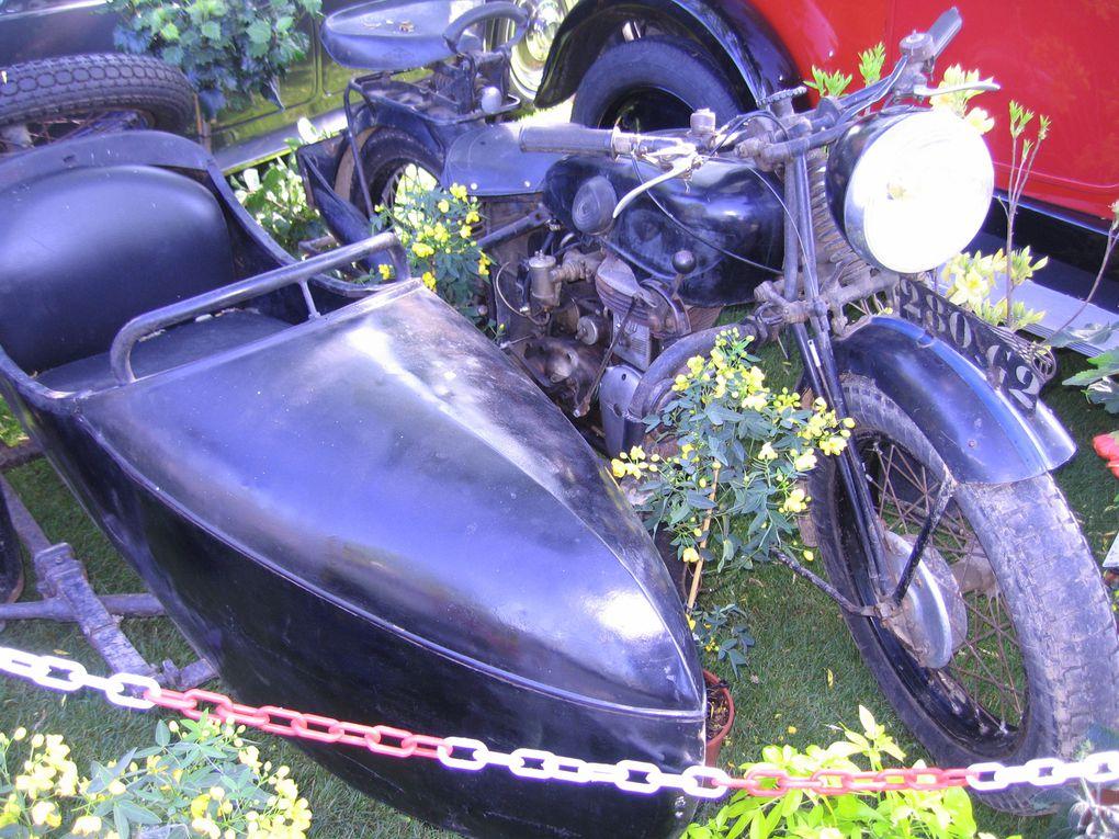 Photos Expomobile Jardinerie La Place 2014 Exposition de voitures et véhicules et moto anciens et de collection