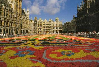 Bruxelles, capitale d'Europa