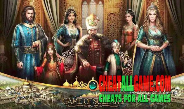 Game Of Sultans Hack 2019, The Best Hack Tool To Get Free Diamonds