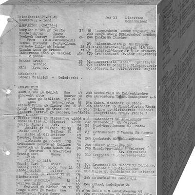 Ahnen- Familienforschung Pr. Eylau ~ Königsberg-Land ~ Stadt Königsberg