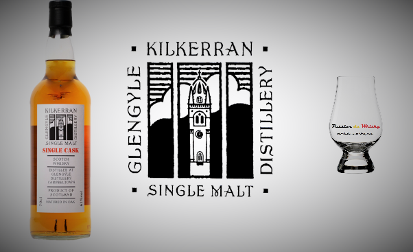 Kilkerran Single Cask Barolo For The Nectar.
