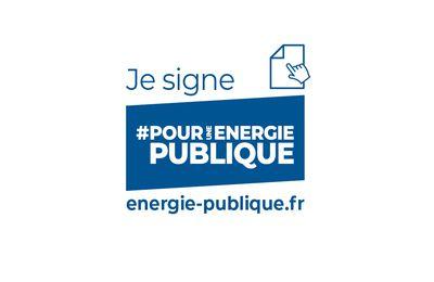 Ensemble, préservons notre bien commun EDF du projet Hercule !