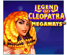 machine a sous mobile Legend of Cleopatra Megaways logiciel Playson