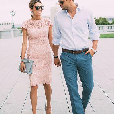 S'habiller pour un mariage en été