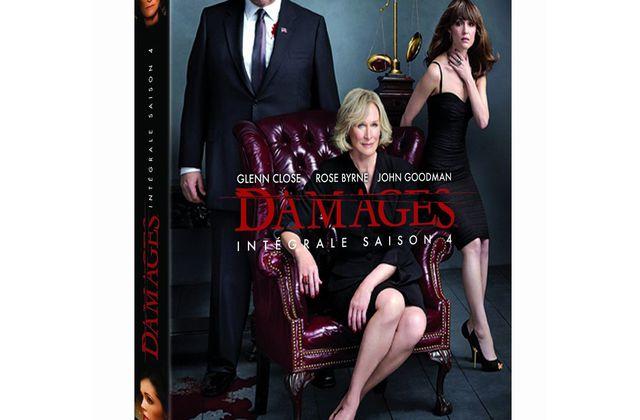 Damages - Saison 4 (DVD)