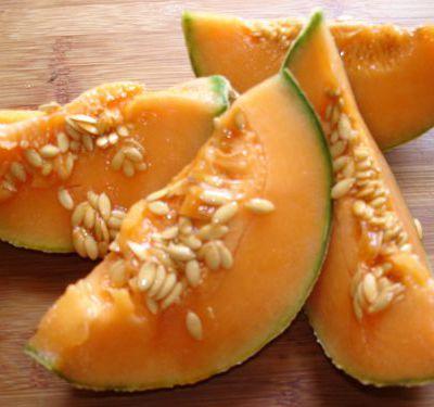 CORSÉ ET SUCRÉ.  Melons, poivrons, et piments