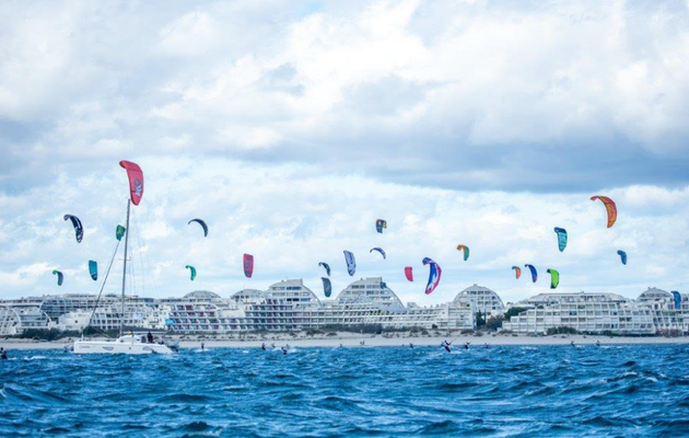 Kitefoil – Record de participation à l'Engie Kite Tour 2020 !
