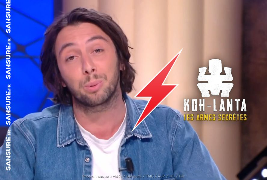 Etienne Carbonnier ne peut plus décrypter avec humour Koh-Lanta ! #Quotidien #KohLanta