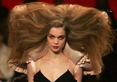 Ces coiffures folles qui nous font vibrer... ou pas!