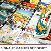 Punchs Galettes Fines barquette 300g produits régionaux Bretagne