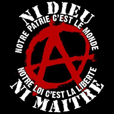 nationalisme internationalisme frontière Anarchisme politique anticapitalisme