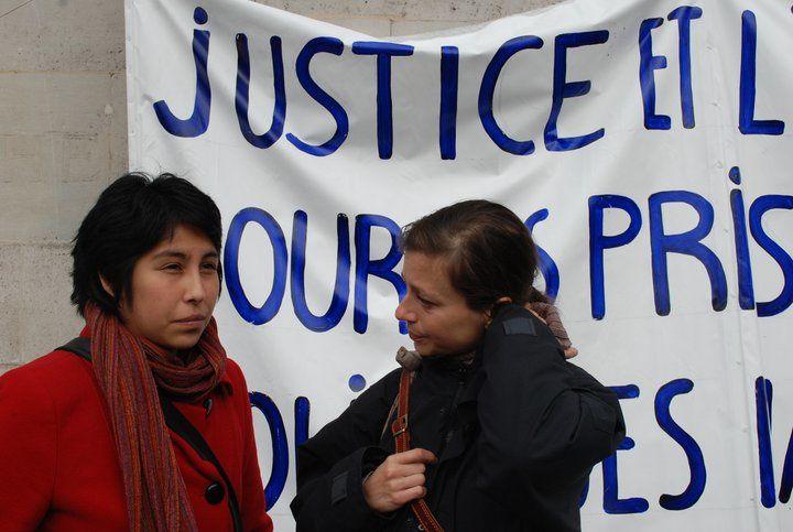 Le collectif participe et organise des manifestations, débats, conférences Pour soutenir la lutte Mapuche. Merci à Jose Henriquez pour certaines photos.