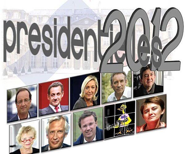 Sondage ; l'entrée en lice de Sarkozy ne change rien. Hollande toujours en tête, Le Pen toujours en baisse