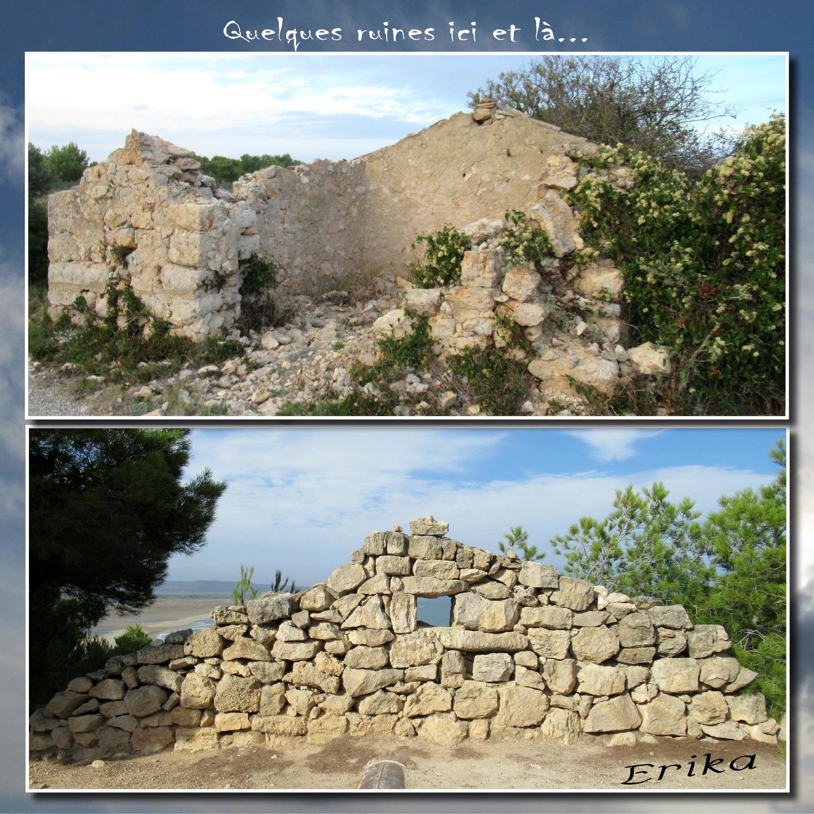 Sentier du guetteur Leucate - La Franqui...