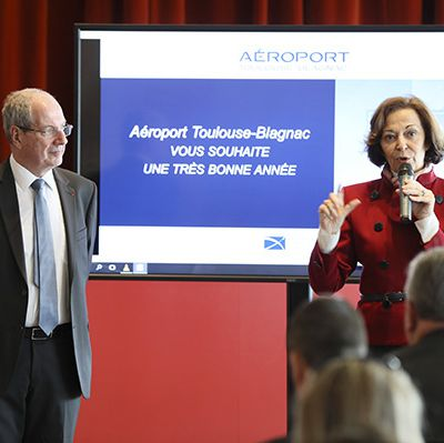 Toulouse Blagnac Airport is ready to take-off internationally