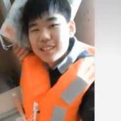 Corée du Sud : une vidéo bouleversante montre des lycéens plaisantant peu avant le naufrage