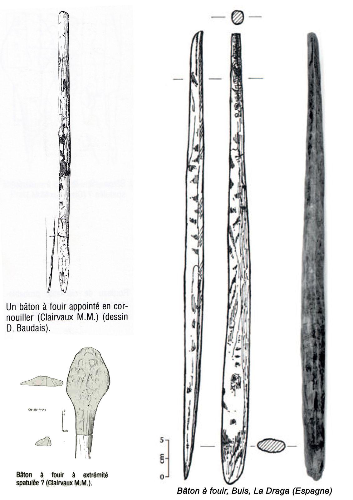 Outils agricoles néolithiques, la suite