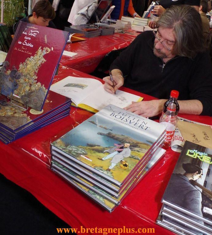 Pendant 2 jours, les 29 et 30 mars, se tenait à Rennes, la 7ème édition du Festival Rue des Livres