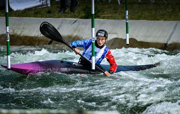Championnat de France Elite de Canoë Kayak  - Les nouveaux champions de France connus