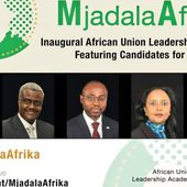 African Union leadership: Candidates to hold debate - BBC News
