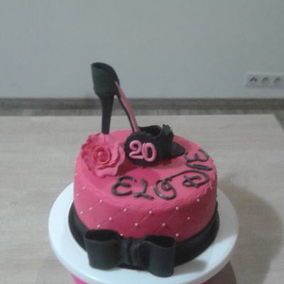 Gateau Girly Escarpin