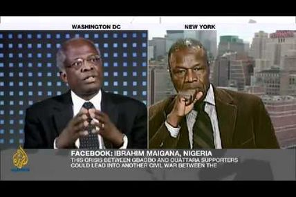 Ivory Coast - Election was just a pretext for Obama and Sarkozy