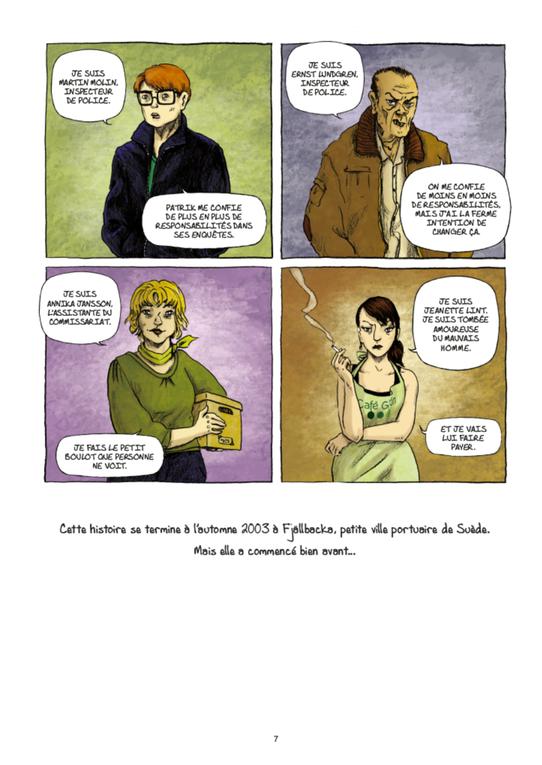 """Extraits de la bande dessinée """"LE TAILLEUR DE PIERRE"""" de Léonie Bischoff & Olivier Bocquet aux éditions CASTERMAN"""