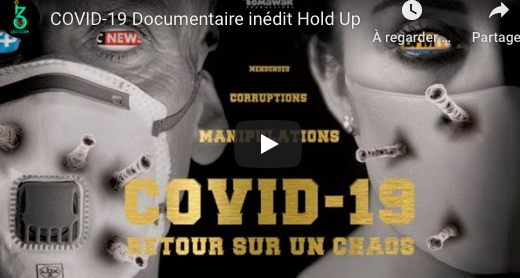 Hold Up : documentaire sur la COVID-19 - retour sur un chaos