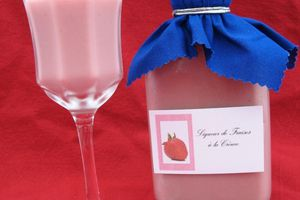 Strawberry Creme (au Cook'in®)