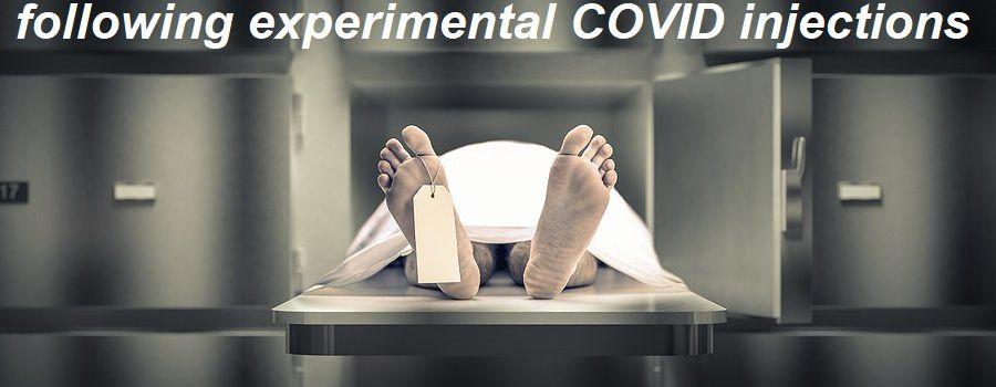 """El CDC informa de un total de 2794 muertes por las """"vacunas"""" experimentales COVID, mientras que algunas clínicas suspenden las inyecciones de Johnson and Johnson debido a sus efectos secundarios"""