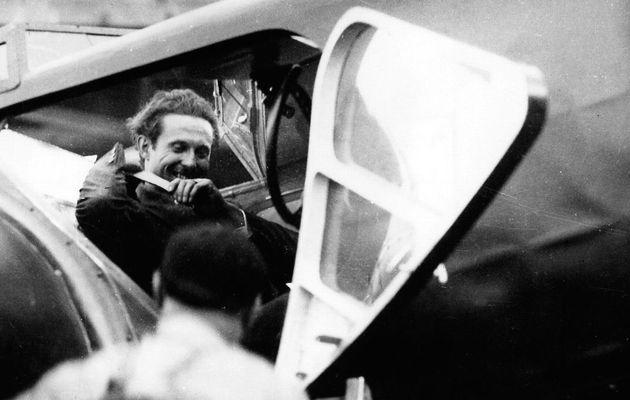 Les traces ardennaises de Jean Mermoz , le célèbre aviateur .