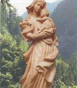 Prière à la Vierge pendant la neuvaine de l'Immaculée Conception